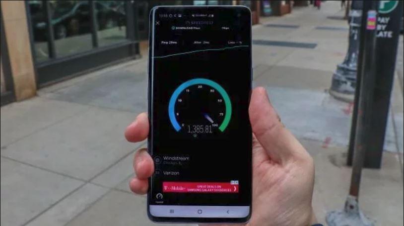 Η.Π.Α: Πρώτες δοκιμές δυνατοτήτων 5G δικτύου σε πραγματικές συνθήκες