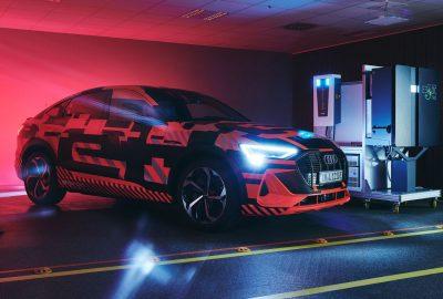 Φόρτιση ηλεκτρικών αυτοκινήτων εν κινήσει