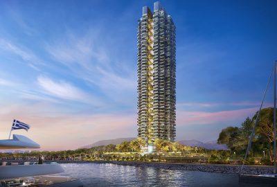 Ο πρώτος «πράσινος» ουρανοξύστης στη χώρα