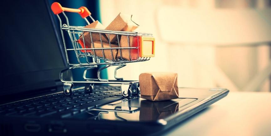 Άλμα πωλήσεων των ηλεκτρονικών σούπερ μάρκετ
