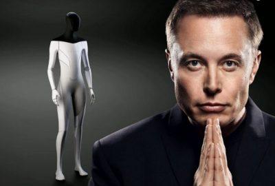 Tesla: Ανθρωποειδές ρομπότ ετοιμάζει ο Μασκ