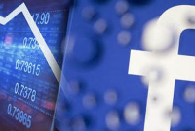 Έπεσε το Facebook: Άνω του 5% η πτώση στη αξία της μετοχής στον Nasdaq